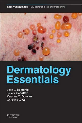 9781455708413: Dermatology Essentials, 1e