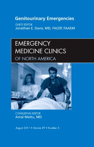 9781455710362: Genitourinary Emergencies, An Issue of Emergency Medicine Clinics (The Clinics: Internal Medicine)