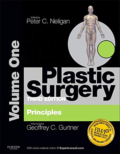 9781455710522: Plastic Surgery: Volume 1: Principles (Expert Consult Online and Print), 3e (Factsbook)