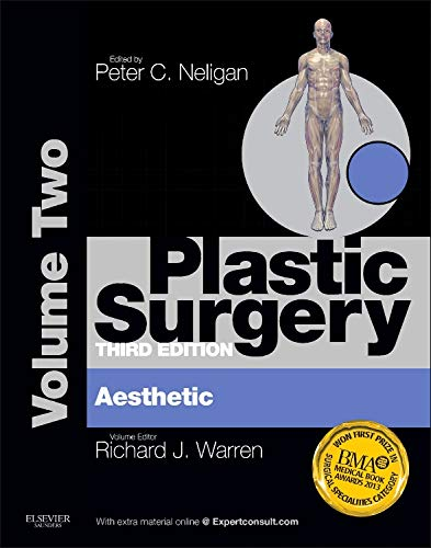 9781455710539: Plastic Surgery: Volume 2: Aesthetic Surgery (Expert Consult - Online and Print), 3e