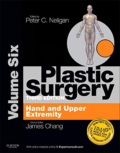 Plastic Surgery: Volume 6: Hand and Upper Limb (Expert Consult - Online and Print), 3e: Chang MD, ...