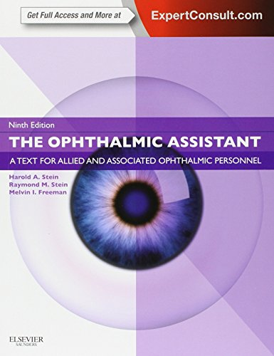 The Ophthalmic Assistant: A Text for Allied: Freeman MD FACS,
