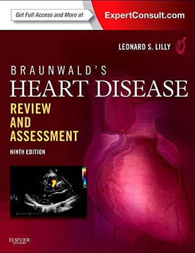 9781455711475: Braunwald's Heart Disease Review and Assessment: Expert Consult: Online and Print, 9e (Companion to Braunwald's Heart Disease)