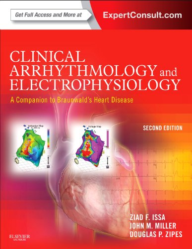9781455712748: Clinical Arrhythmology and Electrophysiology: A Companion to Braunwald's Heart Disease, 2e