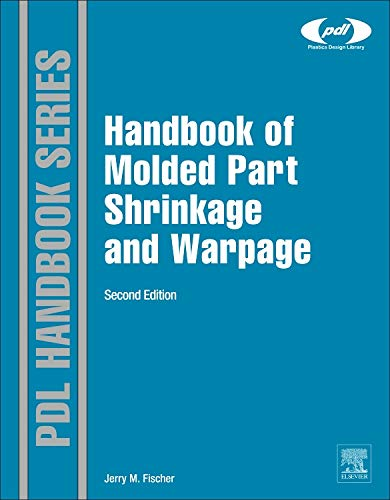 9781455725977: Handbook of Molded Part Shrinkage and Warpage
