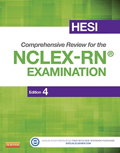 9781455727520: HESI Comprehensive Review for the NCLEX-RN Examination