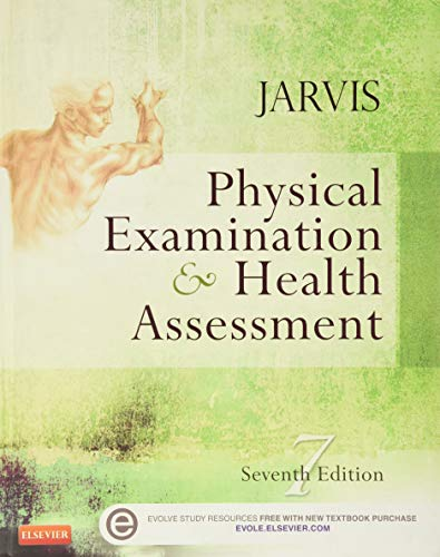 9781455728107: Physical Examination and Health Assessment
