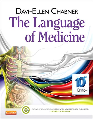 The Language of Medicine: Davi-Ellen Chabner