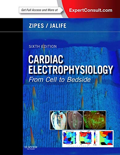 9781455728565: Cardiac Electrophysiology: From Cell to Bedside, 6e (Expert Consult Title: Online + Print)