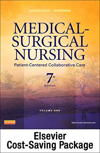 9781455728725: Medical-Surgical Nursing - 2-Volume Set - Text and Virtual Clinical Excursions 3.0 Package: Patient-Centered Collaborative Care, 7e