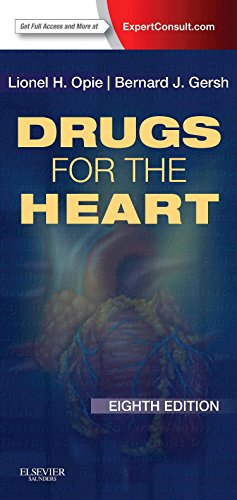 9781455733224: Drugs for the Heart: Expert Consult - Online and Print, 8e