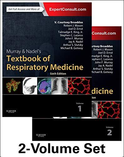 Murray & Nadel's Textbook of Respiratory Medicine,: Broaddus MD, V.Courtney;