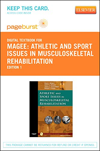 9781455734962: Athletic and Sport Issues in Musculoskeletal Rehabilitation - Elsevier eBook on VitalSource (Retail Access Card)