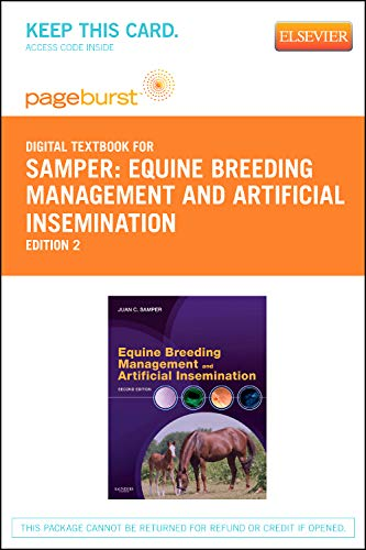 9781455735839: Equine Breeding Management and Artificial Insemination - Elsevier eBook on VitalSource (Retail Access Card)
