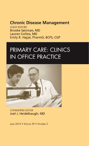 Stock image for Chronic Disease Management, An Issue of Primary Care Clinics in Office Practice (Volume 39-2) (The Clinics: Internal Medicine, Volume 39-2) for sale by Discover Books