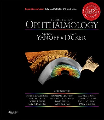 9781455739844: Ophthalmology: Expert Consult: Online and Print, 4e