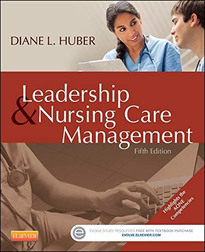 9781455740710: Leadership and Nursing Care Management, 5e