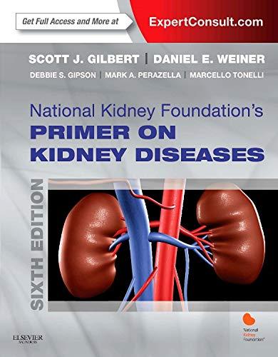 9781455746170: National Kidney Foundation Primer on Kidney Diseases, 6e (Expert Consult- Online and Print)