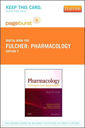 9781455746415: Pharmacology - Elsevier eBook on VitalSource (Retail Access Card): Principles and Applications, 3e