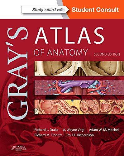 9781455748020: Gray's Atlas of Anatomy