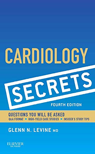 9781455748150: Cardiology Secrets, 4e