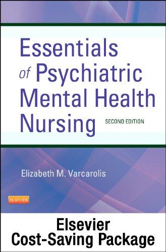 Essentials of Psychiatric Mental Health Nursing - Pageburst E-Book on VitalSource (Retail Access ...