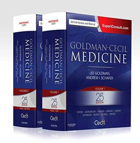 9781455750177: Goldman-Cecil Medicine, 2-Volume Set, 25e (Cecil Textbook of Medicine)
