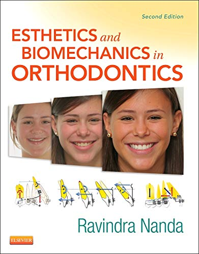 9781455750856: Esthetics and Biomechanics in Orthodontics, 2e
