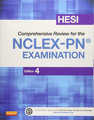 HESI Comprehensive Review for the NCLEX-PN®  Examination, 4e: HESI