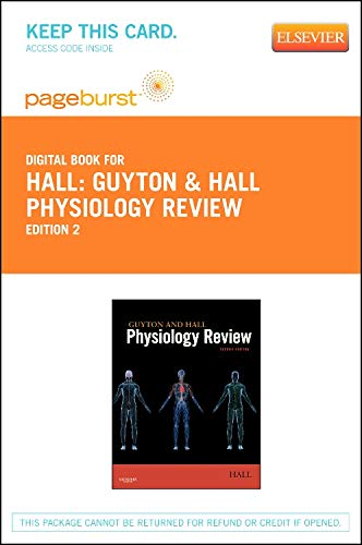 Guyton & Hall Physiology Review Book