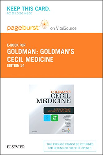 9781455755967: Goldman's Cecil Medicine - Elsevier eBook on VitalSource (Retail Access Card), 24e