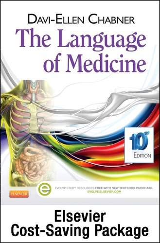 iTerms Audio for The Language of Medicine - Retail Pack, 10e: Davi-Ellen Chabner BA MAT
