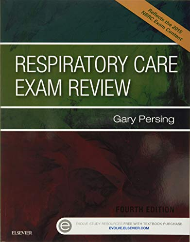 9781455759033: Respiratory Care Exam Review, 4e
