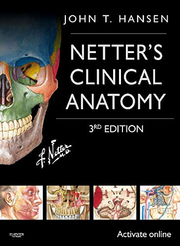 9781455770083: Netter's Clinical Anatomy: with Online Access (Netter Basic Science)
