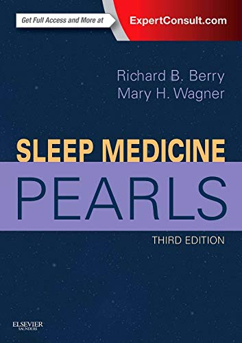 9781455770519: Sleep Medicine Pearls, 3e (Pearls Series)