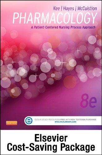 Kee - Pharmacology Text /sg 8/e: 0