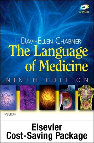 9781455772391: The Language of Medicine - Text and Mosby's Dictionary 9e Package, 9e