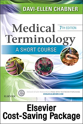 9781455772674: Medical Terminology Online for Medical Terminology: A Short Course (Access Code and Textbook Package), 7e
