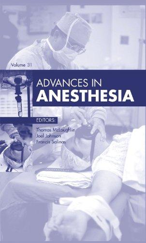 9781455772704: Advances in Anesthesia, 1e