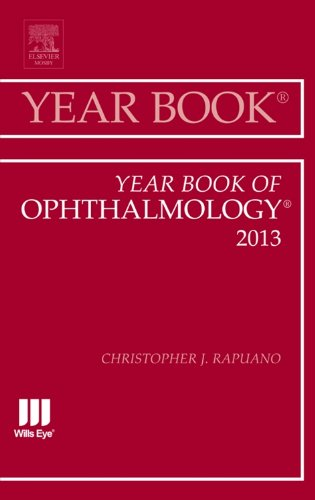 9781455772827: Year Book of Ophthalmology 2013, 1e (Year Books)