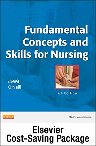 9781455774166: Fundamental Concepts and Skills for Nursing - Text and Mosby's Nursing Video Skills: Student Online Version 3.0 (User Guide and Access Code) Package, 4e