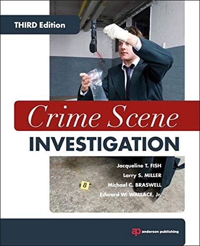 9781455775408: Crime Scene Investigation, Third Edition