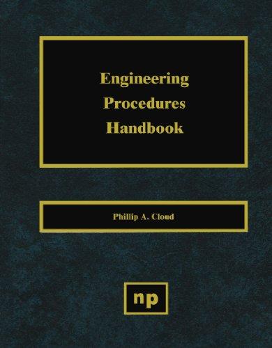 9781455778089: Engineering Procedures Handbook
