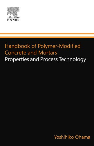 9781455778171: Handbook of Polymer-Modified Concrete and Mortars: Properties and Process Technology