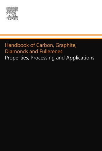 9781455778324: Handbook of Carbon, Graphite, Diamonds and Fullerenes: Properties, Processing and Applications
