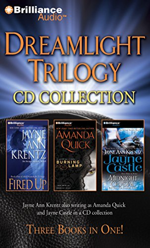 Dreamlight Trilogy CD Collection: Krentz, Jayne Ann; Quick, Amanda; Castle, Jayne