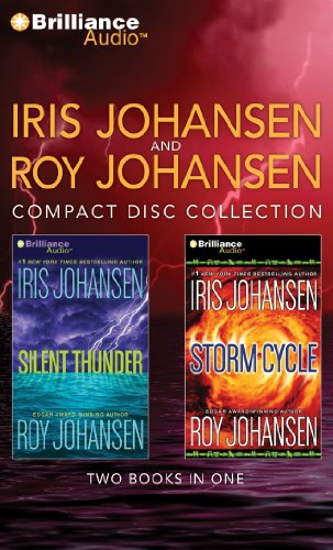 9781455800056: Iris and Roy Johansen CD Collection: Silent Thunder, Storm Cycle