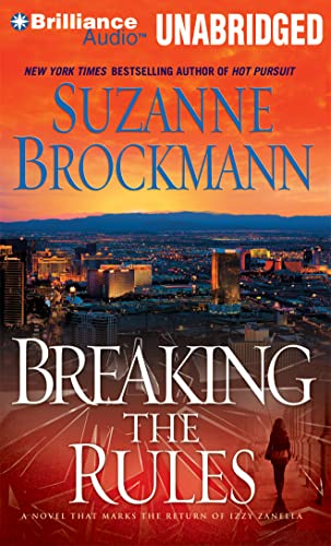 9781455801930: Breaking the Rules (Troubleshooters Series)
