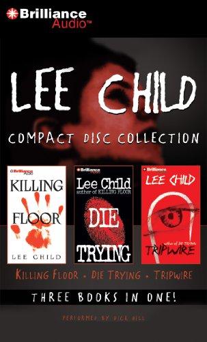 Lee Child CD Collection: Killing Floor, Die: Child, Lee