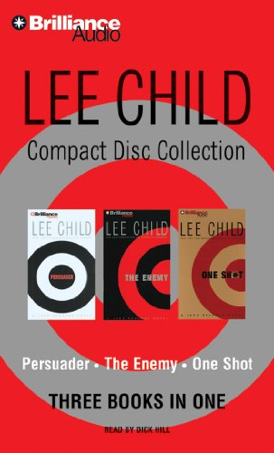 Lee Child CD Collection 3: Persuader, The: Child, Lee